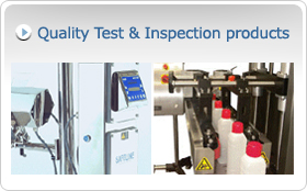 Quality Test & Inspection  products